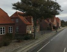 маленькие города и деревни Дании